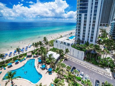 Photo for NEW LISTING - Luxurious Private Beach Apartment Tides Hollywood FL