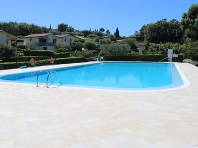 Photo for Holiday apartment Villa with private garden and air conditioning