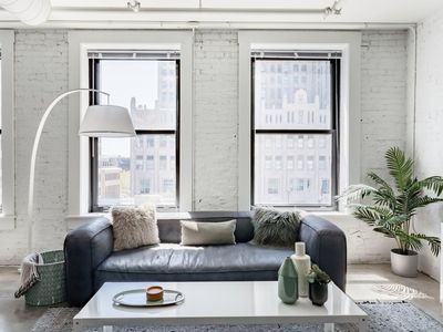 Photo for Stroll to Gateway Arch From a Trendy Downtown Converted Loft