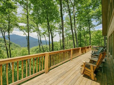 Photo for Red Oak in Gated Smoky Mountain Retreat Community