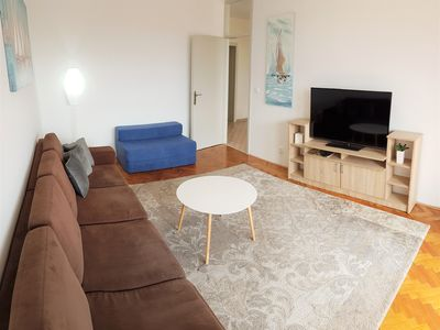 Photo for Near Palace Center Aparment with Garage