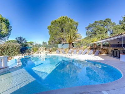 Photo for Vacation home Chopin  in Roquebrune sur Argens, Cote d'Azur - 8 persons, 3 bedrooms