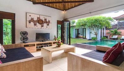 Photo for 3 BR Central Seminyak, Private Pool