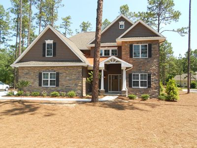 Photo for Best in Pinehurst, New Construction, 3500 Sq. Ft., 12 Beds