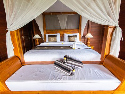 Photo for SIDEMAN Blissful BARONG VILLA - Room Yudistira