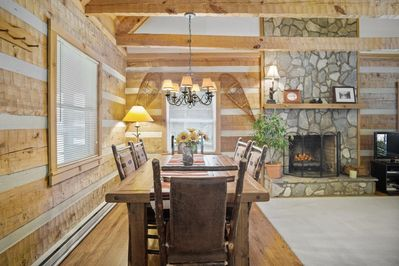 American Pride Cabin/2BR & 2BA Cabin - Close to High Country  Attractions,10% Last minute Discount - discount included in online quote -  Seven Devils