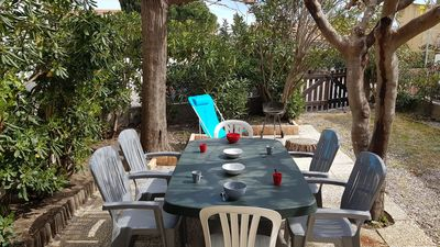 Photo for 2-rooms appartment for 6 people - NARBONNE PLAGE