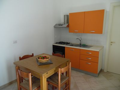 Photo for Spacious 3-Room Apartment 3km From Lecce