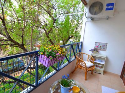 Photo for Apartment Milena  in Zadar, North Dalmatia - 5 persons, 2 bedrooms