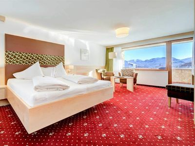 Photo for Family Suite Deluxe - Alpenresort Walsertal - The 4 Star Hotel 'At the top'