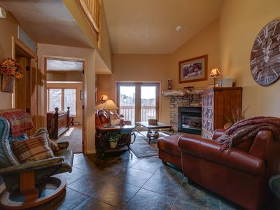 Photo for 2BR Condo Vacation Rental in Brian Head, Utah