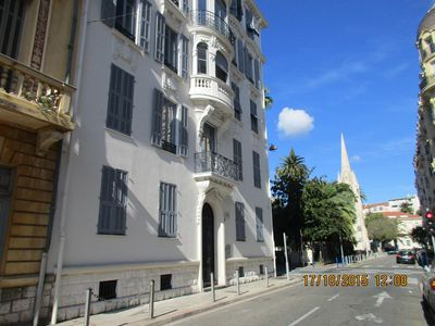 "Photo for ""Carré d'Or"" NICE  Beautiful apartment, new, air-conditioned, quiet."