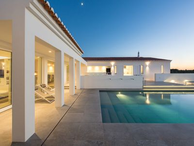 Photo for Vila Dria, modern luxury in the most beautiful part of the Algarve