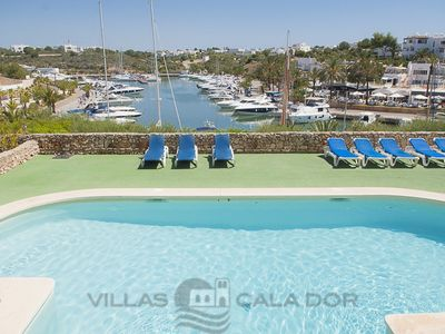 Photo for 2 bedroom Apartment, sleeps 4 in Cala Egos with Pool, Air Con and WiFi