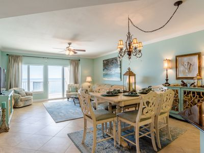 Photo for Admirals Quarters ocean front, beautifully decorated condo with spectacular