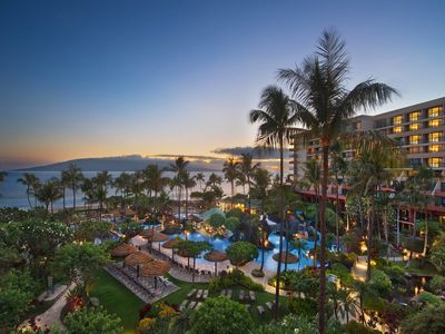 Photo for Best resort in Maui!  Luxurious Napili Tower Studio at Marriott Maui Ocean Club.