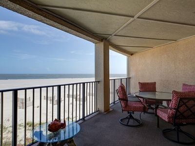 Photo for Seascape 219/ 2 BR Oceanfront Condo w/ Wild Dunes Amenities!