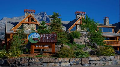 Photo for [MTD] Banff Hidden Ridge Resort - 2 Bedroom