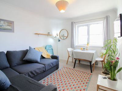 Photo for Lovely apartment in Falmouth