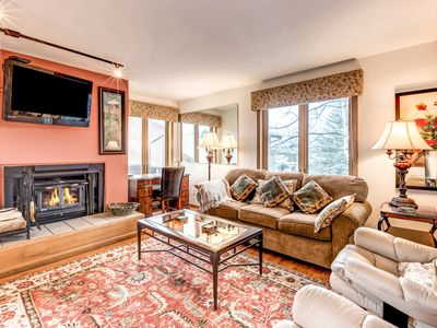 Photo for Stylish Condo in Steamboat Springs, Moments to Skiing and Recreation