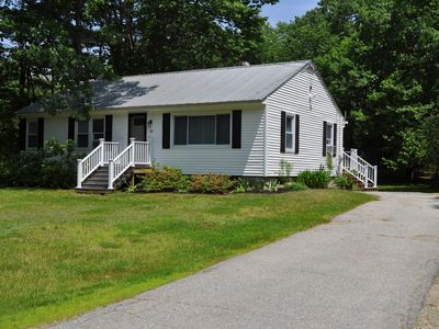 Photo for Quiet, wooded location, sleeps 4+