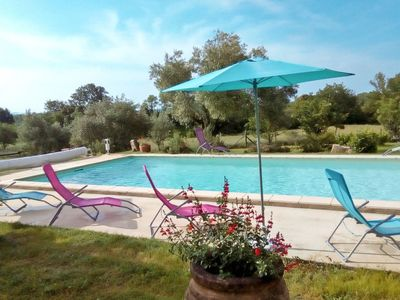 Photo for Vacation home Lutin (RON100) in Rousson - 4 persons, 1 bedrooms