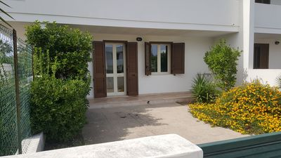 Photo for In quiet, idyllic surroundings with terrace