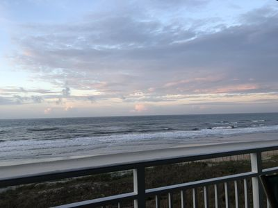 Photo for Oceanfront Condo with 3 bedrooms and 3 patios!