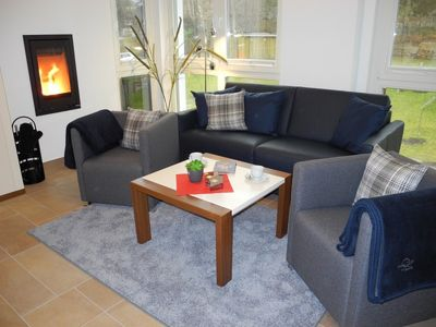 Photo for Fantastic apartment with sauna and fireplace