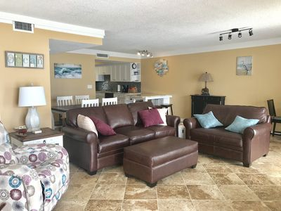 Photo for Book Now! | Sleeps 6 and 1 mile from Hangout! | Gulf Front!
