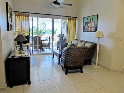 Photo for Large Sosua 3rd Floor Condo 5 Minute Walk From Beach And Town