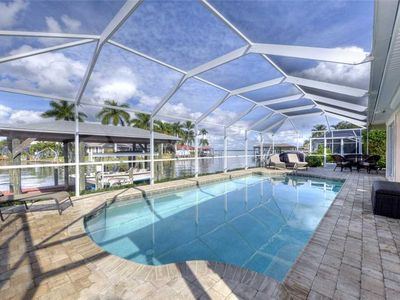 Photo for Manatee Cottage, 2 Bedrooms, Private Pool, Boat Dock, Canal, Sleeps 6
