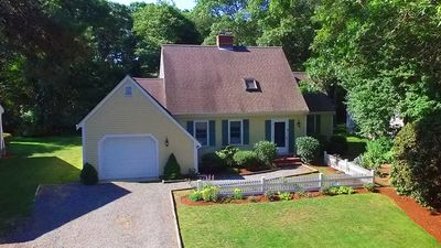 Photo for Charming Home with Association Dock in Desirable East Falmouth Location