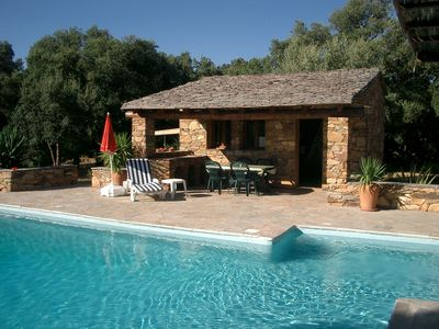 Photo for Villa Fiumicello, Saint Florent, Corsica, Private Pool, No Neighbors, Holidays