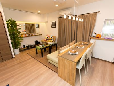 Photo for Cozy 2BR 2min from Roppongi Sta #01