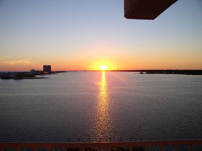 Photo for Year-Round Sunset View! - Condo # 703