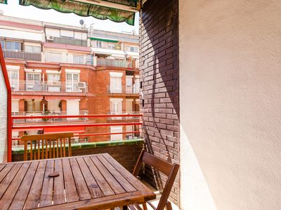 Photo for Prime location with balcony to the street Mallorca