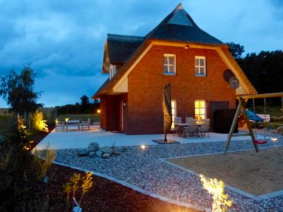 Photo for Family holiday under thatch - WiFi Sauna-2 bathrooms-terrace beach chair playground