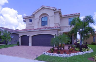 Photo for New 6BR Pool Home in Naples, FL Gated Community of Riverstone - Furnished