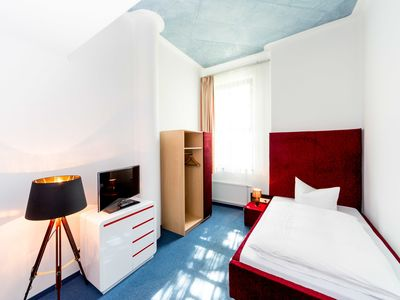 Photo for Single room Comfort - artHOTEL Magdeburg GmbH