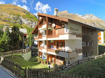 Photo for Apartment Haus Rollin in Zermatt - 4 persons, 1 bedrooms