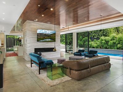 Photo for Paradise in LA!  Contemporary 5bed 4.5bath oasis!