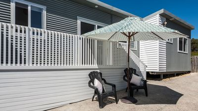 Photo for OUR NIGHTLY RATE INCLUDES UP TO 5 GUESTS!!! Seascapes Cottage