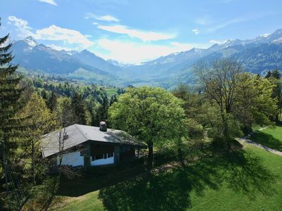 Photo for Luxury 6 bedroom chalet with stunning views in the Bernese Oberland