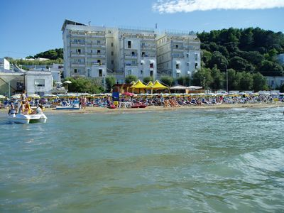 Photo for 3BR Apartment Vacation Rental in San Menaio, Apulien