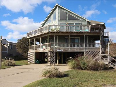 Photo for #443: Reduced Rates! Partial OCEANVIEW Home in Corolla w/PrivatePool, HotTub & RecRm