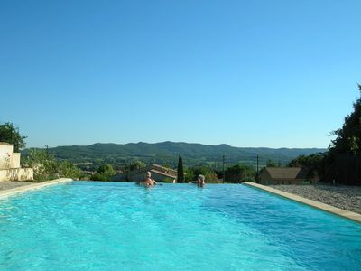 Photo for Large villa, swimming pool 6x12, children playground, 5 bedrms AC, 4 bathrms