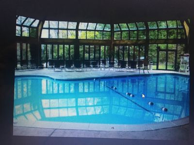 Indoor Pool open weeks for all guests