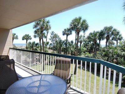 Photo for 2 Bedroom/ 2 Bath in Barrington Court located in Palmetto Dunes Oceanfront Resort with ocean view, H