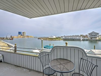 Photo for NEW! 3BR Atlantic City Townhome w/ Waterfront Views